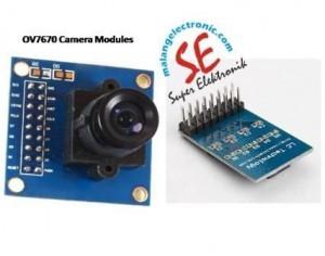 Jual Module Camera Type OV7670  / Harga Camera Modules OV7670 Murah