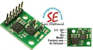 Jual Modul CMPS10 / Sensor Kompas Modul Cmps10 | Cmps10 Compass Module