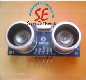 Jual Sensor Ultrasonic Hy – Srf05  / Sensor Jarak Ultrasonic Srf05 – HY Harga Murah