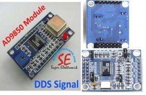 Harga Modul Signal Generator AD9850 | Signal Generator Module Murah
