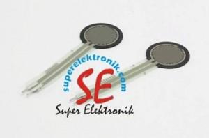 Harga Sensor FSR Small (Force Sensitive Resistor) | Jual Sensor Resistansi