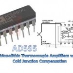 Jual Thermocouple Amplifier AD595 Harga Murah