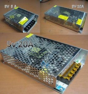 Jual Switching Power Supply Aneka Kapasitas | Power Supply Murah