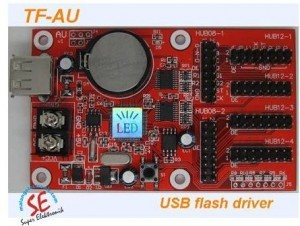 Jual TF-AU Controller Moving Sign USB | TF-AU Modul Controller Harga Murah
