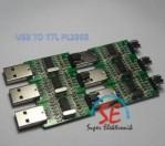 Jual PL2303 Konverter USB To TTL  |USB to RS232 TTL (PL2303)