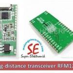 Jual Modul Hope RF Transceiver RFM12BP | Harga Module Transceiver Murah