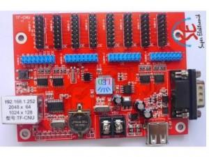 Jual TF CNU Controller P10 Murah | Kontroller Running Text Lengkap Praktis TF-CNU