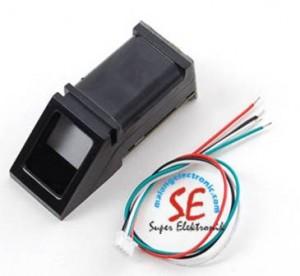 Jual Modul Sensor Sidik Jari | Fingerprint Sensor Harga Murah