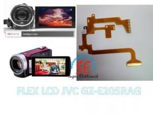 Jual Kabel Flex Camera JVC E205RAG | Fleksibel JVC harga murah