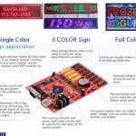 Jual Modul Led Controller X6 | Controller Running Text RGB Murah