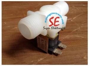Jual Kran Elektrik Straight 220VAC | Solenoid Valve Plastik Murah