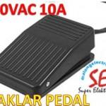 Jual Saklar Pedal Otomatis (Saklar Injak 250VAC)
