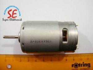 Motor DC Super Cepat 22000RPM ( Motor Dc Kecepatan Tinggi Murah )