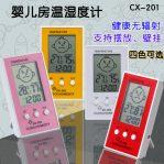 Jual Hygrometer Thermometer Tipe CX-201 Otomatis