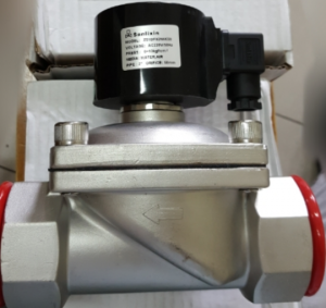 Solenoid Valve 1/2 Inch Stainless Steel