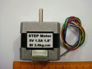 Jual Motor Stepper Bipolar Torsi 3kg