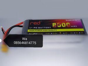 Jual Lipo Battery 8000mah 3s (baterai Drone)
