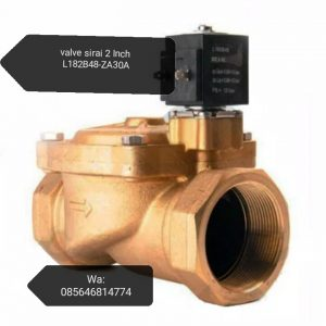 Solenoid Valve Sirai 2 inch Normally Close