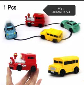 Robot Line Follower Kecil Otomatis (Robot Mobil Pengikut Garis )