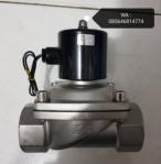 Solenoid Valve Stainless Steel SS304 1/2 Inch Otomatis