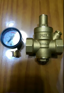 Jual Adjustable Pressure Regulator (Pengatur Tekanan Air)
