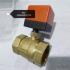 Jual Motorized Valve Ukuran 2 Inch Dn50 Otomatis