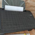 Cara Mendapatkan Pasword Wifi Printer Canon TS307 Tutorial Printer Canon Wifi