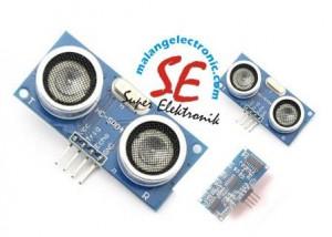 Jual Sensor Jarak Ultrasonik HC – SR04 Harga Murah / Ultrasonik HC – SR04