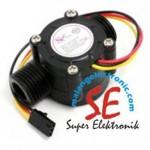 Jual G1/2 Water Flow Sensor ( Sensor Debit Air ) Flow Meter Digital