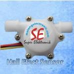 Jual Water Flow Sensor 6mm | G1/4 Hall Effect Water Flow Sensor