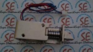 Jual Electronic Door Lock Bistable | Solenoid Pengunci Pintu Tipe Bistable