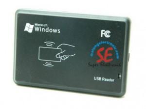 RFID USB READER 125khz Murah | Reader Tag RFID USB Canggih