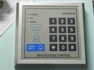 Jual RFID Access Control AD2000-M Canggih / RFID Pintu Untuk Door Lock