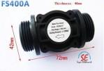 Jual Water Flow Sensor 1 inch  / Hall Efect Sensor FS400A