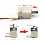 Jual Solenoid Electromagnetic XG-01 / Solenoid Bolt XG-01 Murah